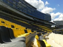 stadium seats in Montevideo