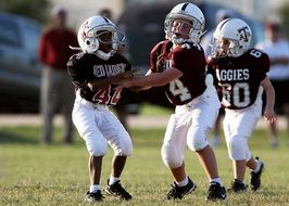 youth league in american football