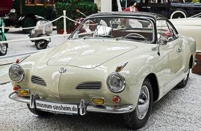 Karmann-Ghia Coupe Vw Timeless