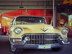 vintage classic Cadillac