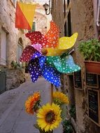 Colors Pinwheel