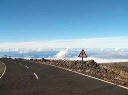 Canary Islands road
