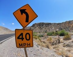 Death Valley America sign