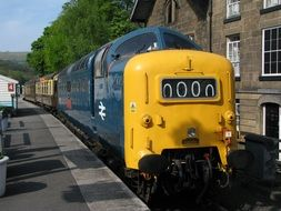 Deltic Train Diesel