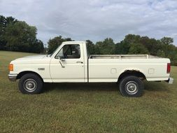 picture of the Vintage truck F-250