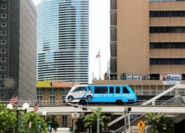 Picture of Miami Noriel Metromover