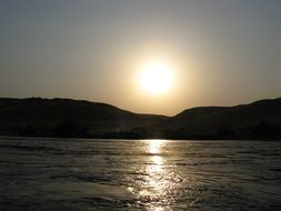 Nile Rio Sunset Eventide