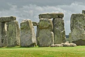 stonehenge is a stone structure
