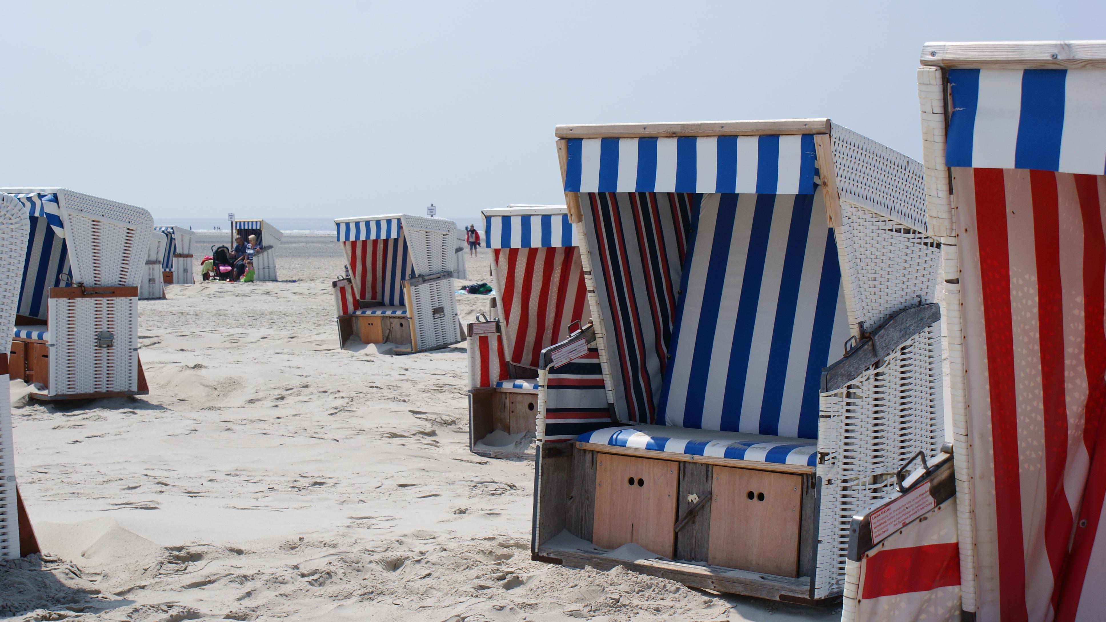 пляжные кабины на море - 8