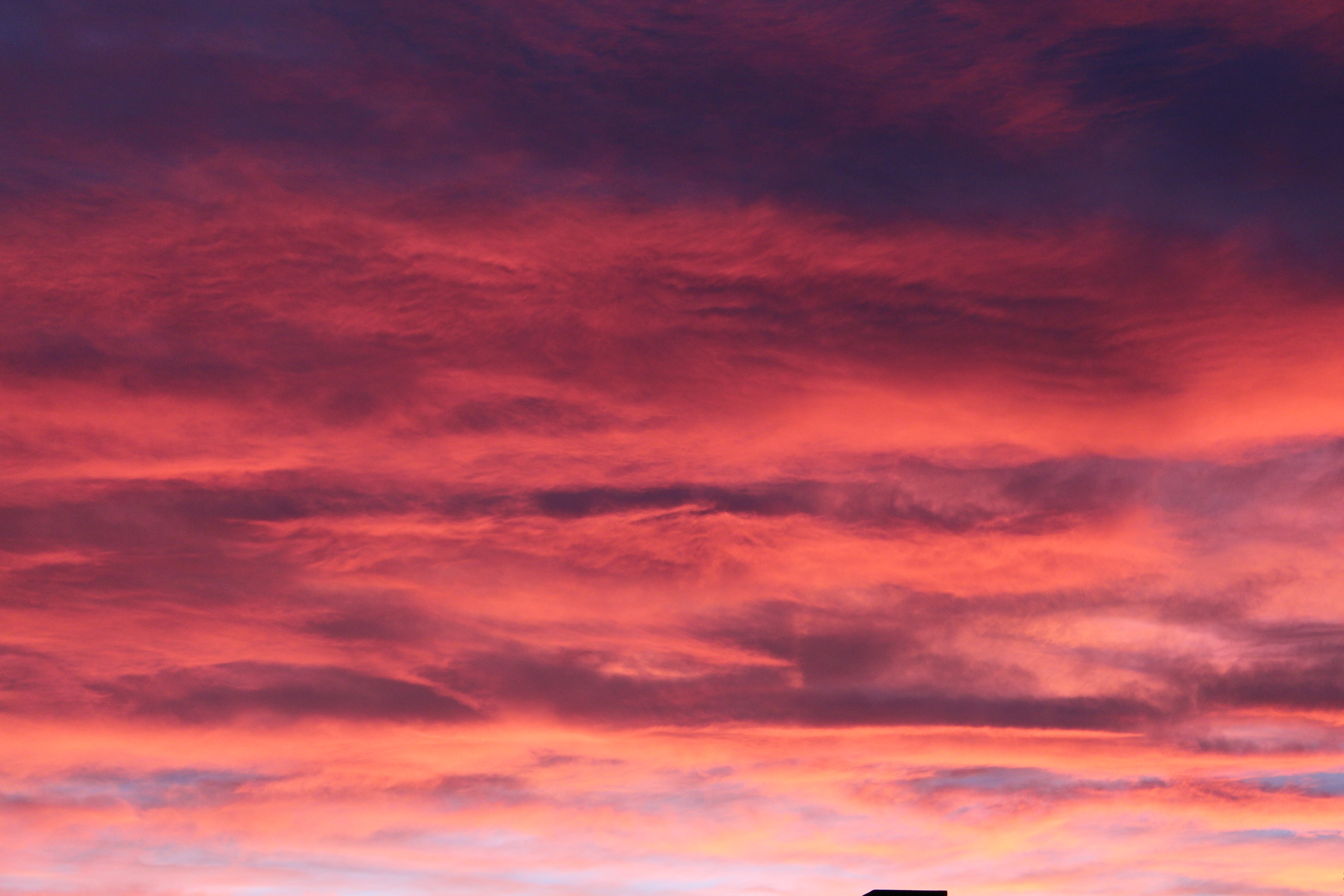 blue sky, red sunset, white clouds essay Downloads free images : landscape, nature, horizon, sun, sunset, sunlight, dawn, atmosphere, dusk, daytime, weather, blue sky, cloud cover, landscapes, thunderstorm.