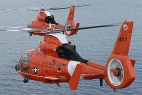 Helicopters Mh-65