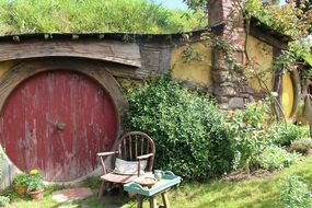 place to shoot the movie hobbiton