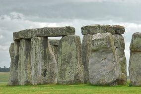 Stonehenge is an ancient megalith