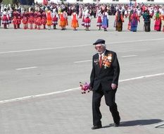 Russia, May 9, Victory Day