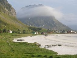 Lofoten Beach, Norway