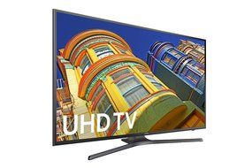 Samsung UN50KU6300 50-Inch 4K Ultra HD Smart LED TV (2016 Model) N2
