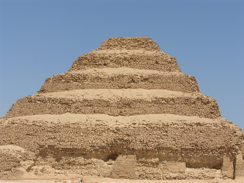 Egyptian Pyramids is a tourist attraction