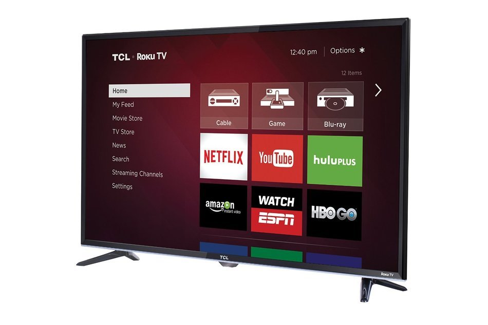 TCL 32S3800 32-Inch 720p Roku Smart LED TV (2015 Model) N9