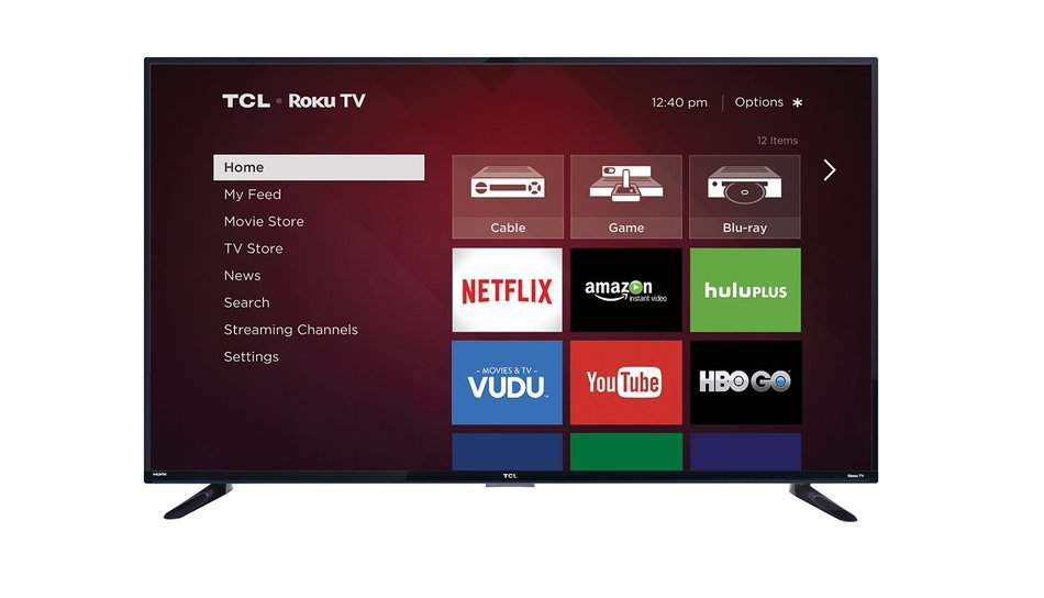 TCL 32S3800 32-Inch 720p Roku Smart LED TV (2015 Model) N10