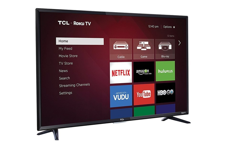 TCL 32S3800 32-Inch 720p Roku Smart LED TV (2015 Model) N22