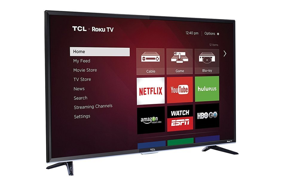 TCL 32S3800 32-Inch 720p Roku Smart LED TV (2015 Model) N29