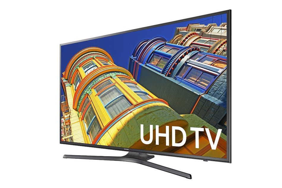 Samsung UN50KU6300 50-Inch 4K Ultra HD Smart LED TV (2016 Model) N3