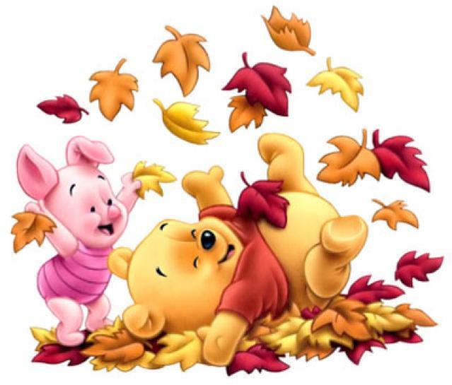 Baby Winnie The Pooh Clip Art N2 free image