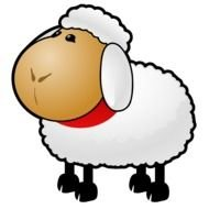 animated sheep
