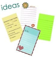 ideas, template for To Do List