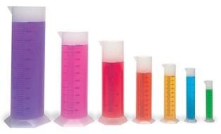 Graduated Cylinder Metrics drawing