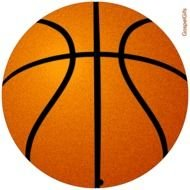 Basketball Clip Art N10