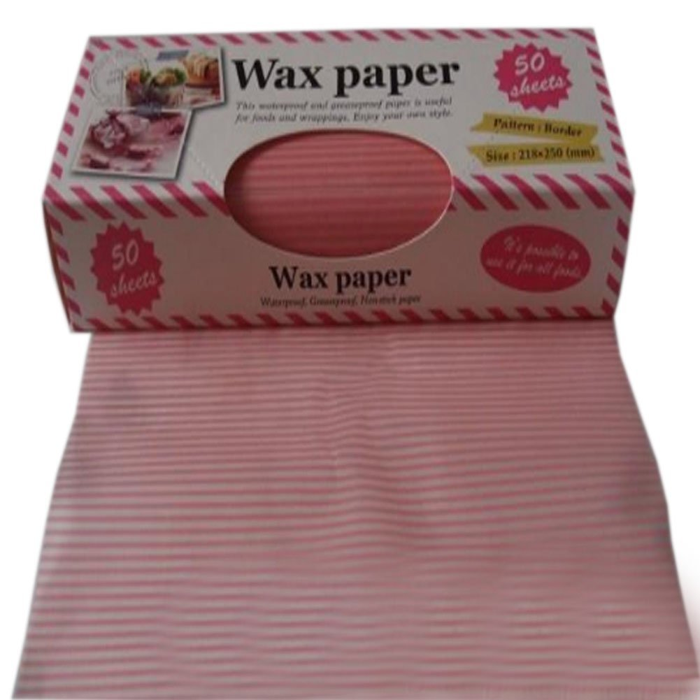 baking with wax paper Product - product of reynolds, cut-rite wax paper, count 1 - baking wax paper food basket liners 12x10-3/4-inch interfolded medium grade dry waxed paper.