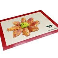 Food-Grade Silicone Baking Mat, Grade Baking Sheet Liner,Grill Mat, BBQ Grilling Accessories, Non-Stick & Reusable...