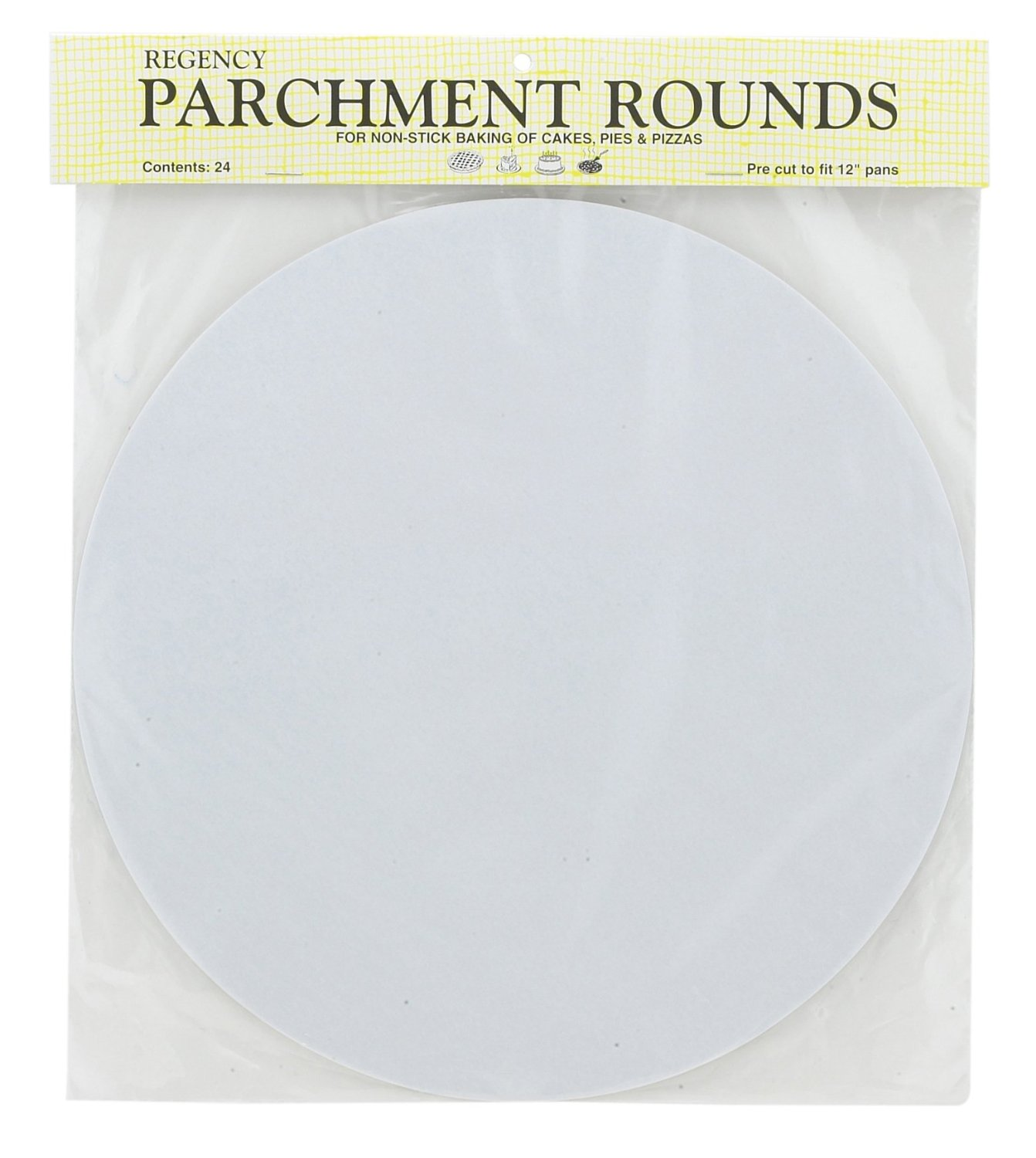 pre cut parchment paper Pre-cut to 12 x 16 sheets, they make your prep, baking and clean-up a breeze use them to roll-out dough, line baking sheets, decorate cookies and even wrap your finished creations for a beautiful gift.