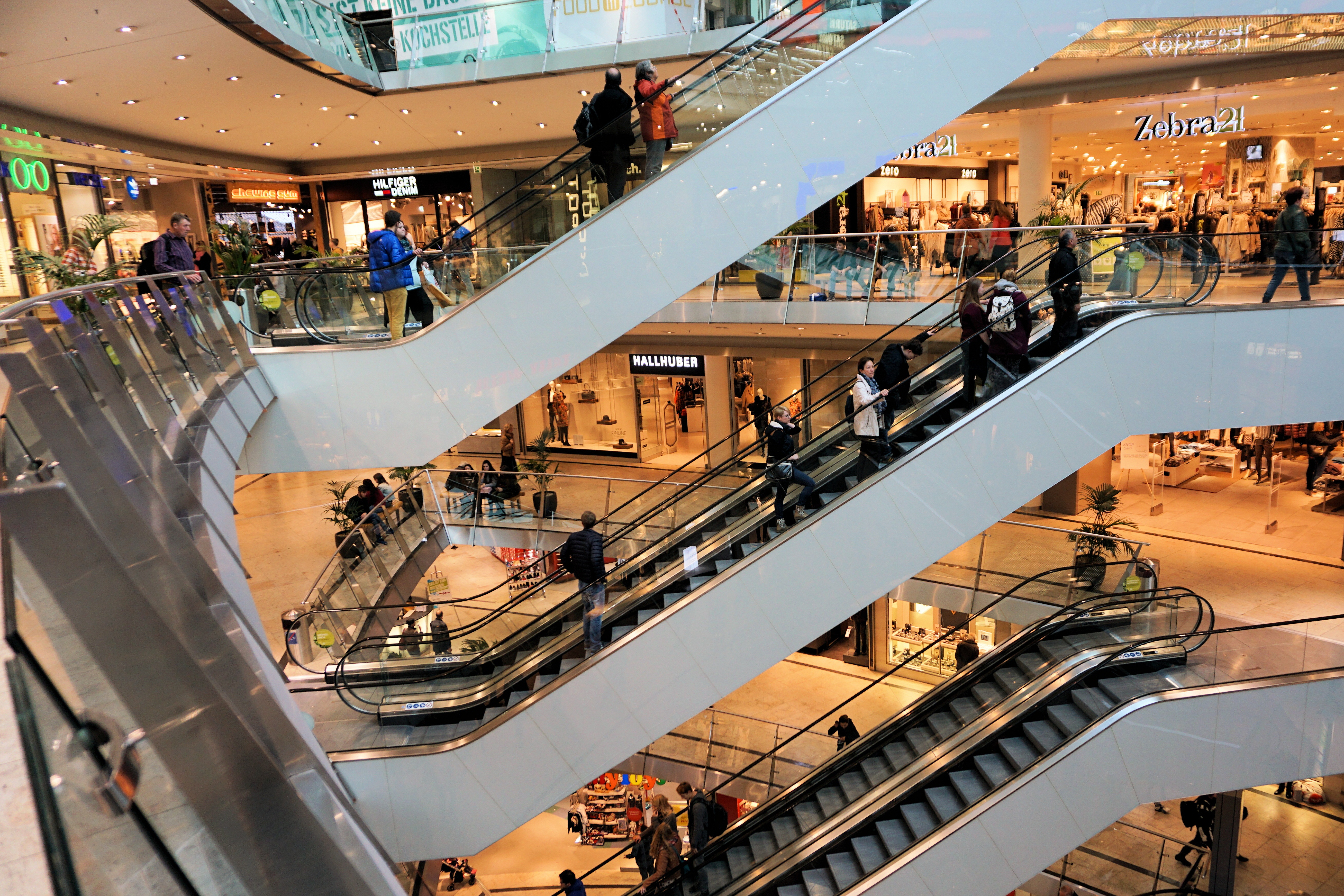 shopping mall description Mall security officers may be employed by a single store or the entire shopping center the basic function of a mall security guard is to protect his employer from theft, vandalism and other illegal activity while maintaining order.
