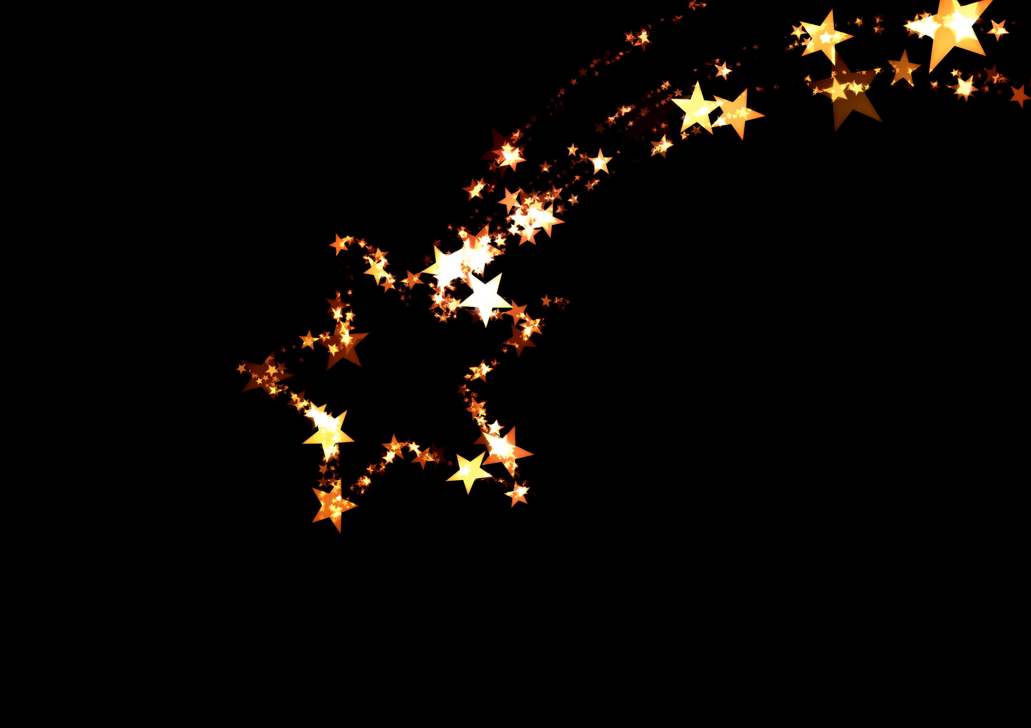 Гифы звезда