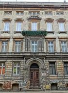 architecture of a historic building in Bydgoszcz