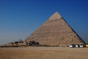 wonderful Egyptian pyramid