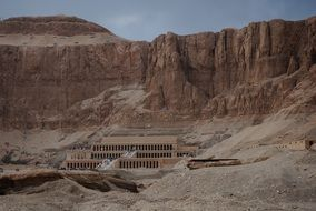 popular temple of hatshepsut in Egypt