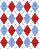 argyle fabric pattern textile