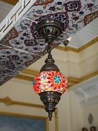 moroccan turkish lighting bright