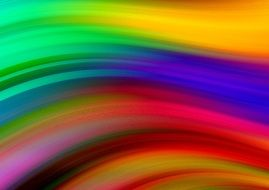 colorful lines abstract pattern background course