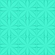 cyan wallpaper pattern floral