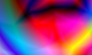 background with colorful neon abstraction