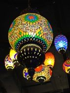 lanterns moroccan lighting bright