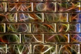 wallpaper background glass abstract