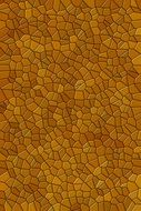 yellow mosaic texture