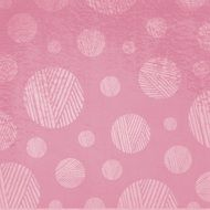 pink background patchwork patches