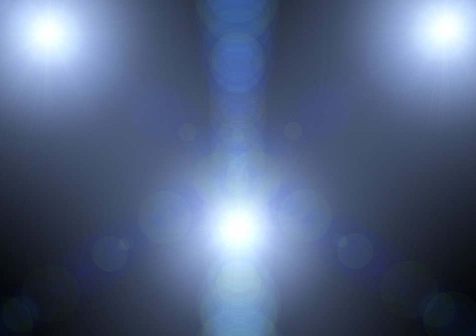 background bokeh abstract circle light texture