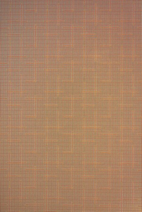 beige and brown wallpaper pattern